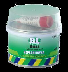 BOLL Szpachla Szpachlówka Włókno 250g Szklane Samochodowa