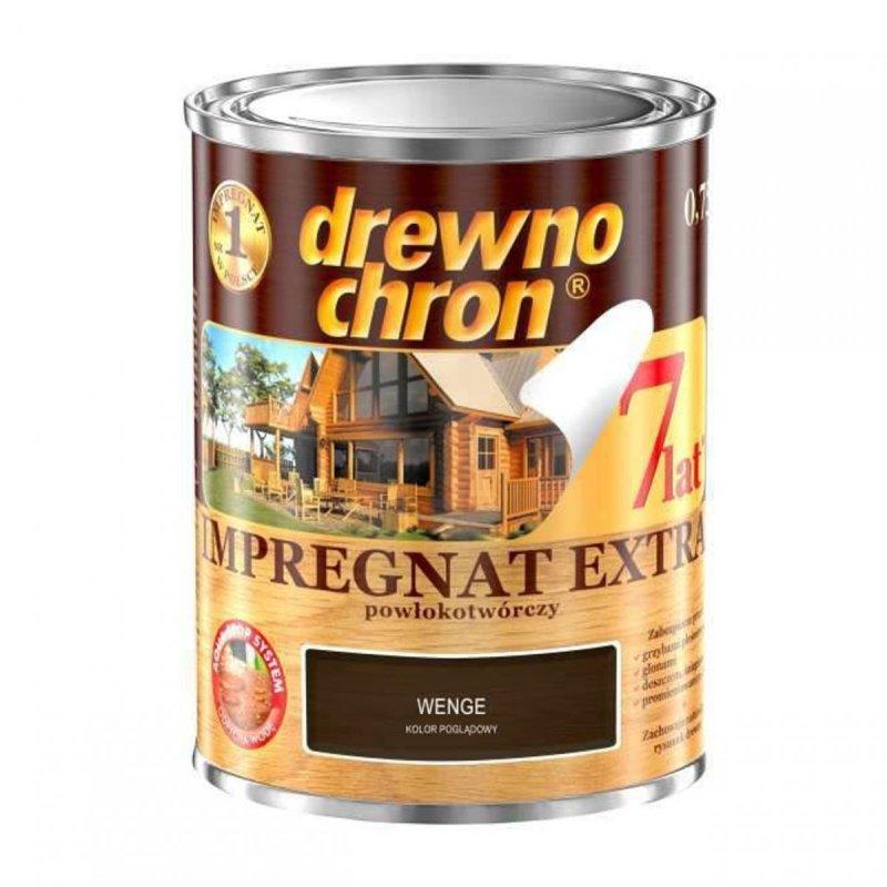 Drewnochron WENGE 0,75L Impregnat Extra drewna do powłokotwórczy