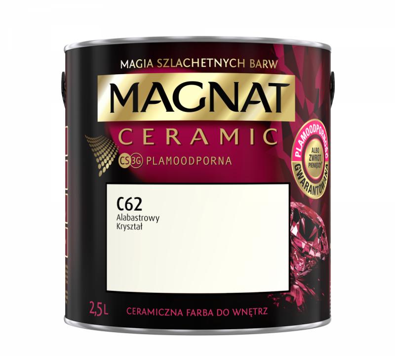 MAGNAT Ceramic 2,5L C62 Alabastrowy Kryształ