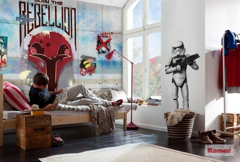 Fototapeta Dzieci 368x254 8-485 Star Wars Rebelianci Rebelia Mural Gwiezdne Wojny