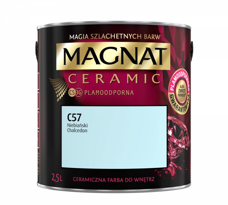 MAGNAT Ceramic 5L C57 Niebiański Chalcedon