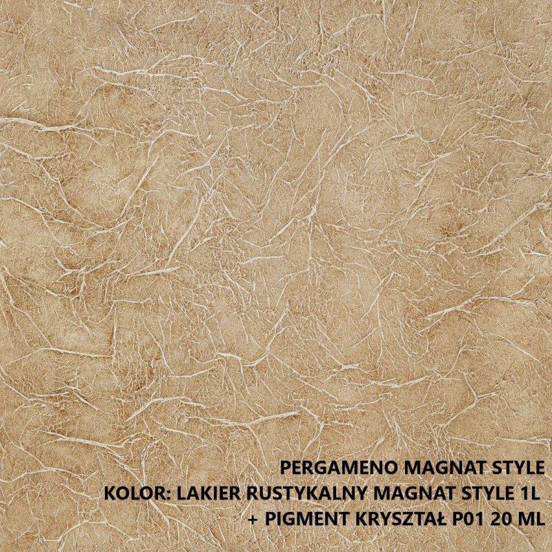 MAGNAT STYLE Pergameno Papier Dekoracyjny 12mb