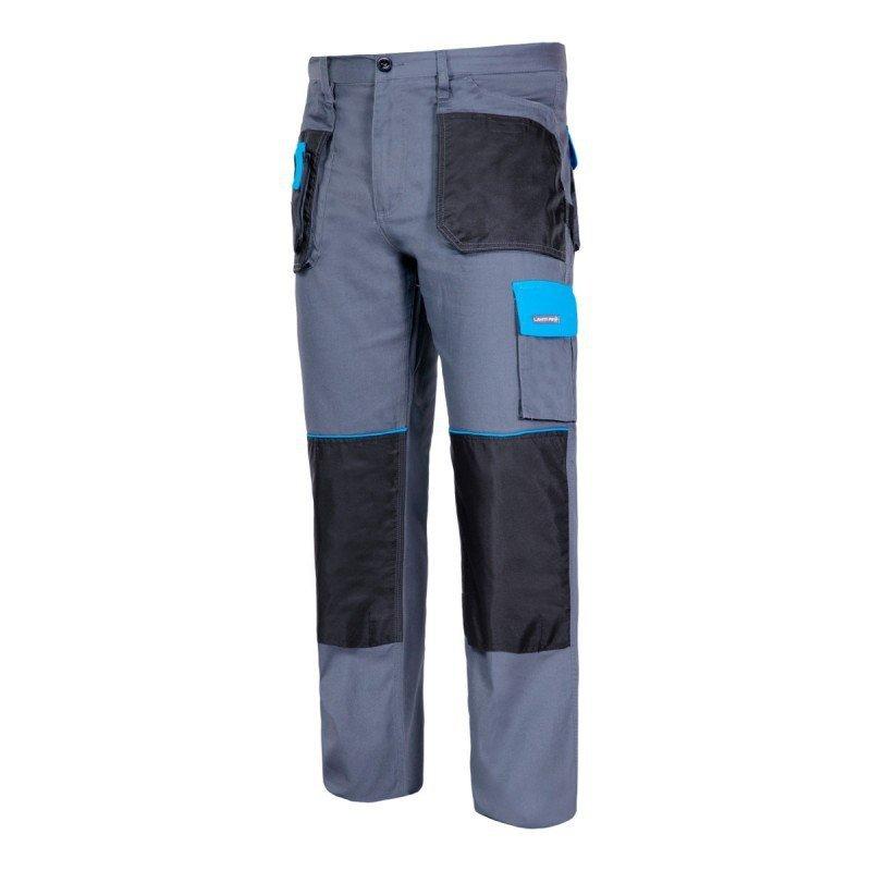 LAHTI PRO Spodnie robocze pasa ochronne L bawełniane do