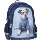 Plecak Szkolny z Pieskiem Pies dla Dziewczyny
