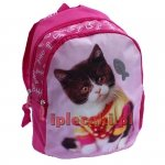 Mały Plecak Plecaczek z Kotem Kotkiem Kot [604935]