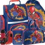 Tornister dla Chłopaka Spider-Man Szkolny [SPU-525]