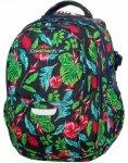 CP CoolPack Plecak Młodzieżowy Szkolny Kwiaty Listka [B02016]