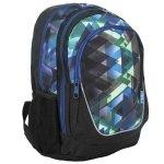 Plecak Młodzieżowy Miejski Paso dla ucznia [15-367E]