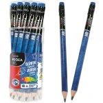 Ołówek do Nauki Pisania HB Trójkątny Jumbo Gruby Kidea [OTGGKA]