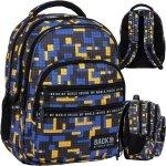 BackUP Plecak Lego Młodzieżowy Szkolny Klocki [PLB3M52]