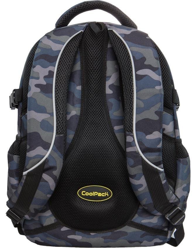 fbfc71a0695fc Plecak CoolPack CP MILITARY Młodzieżowy Szkolny dla Chłopaka [B02008 ...