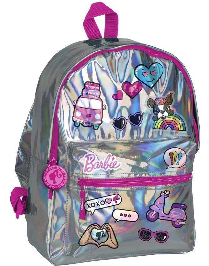4f315d063ff61 Plecak Hologram dla Dziewczyny Szkolny Barbie  BALS-770  iplecaki.pl