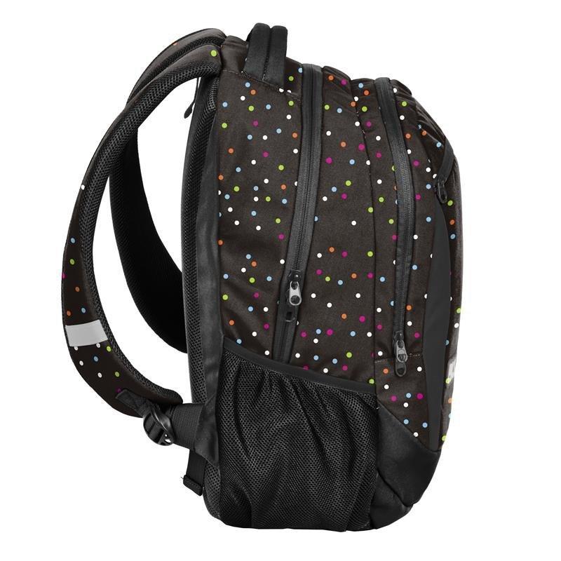 9d552a7e93604 Modny Plecak Młodzieżowy Szkolny Komplet dla Dziewczyny [18-2808CD/16]