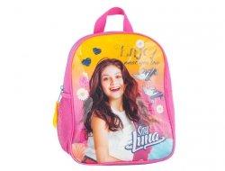 Plecak Soy Luna dla Dziewczynki do Przedszkola