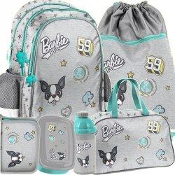 Plecak Szkolny Barbie dla Dziewczynki Modny komplet [BAR-081]