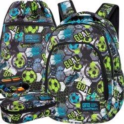 CoolPack Młodzieżowy Plecak Cp Piłka Nożna Piłkarski [C25230]
