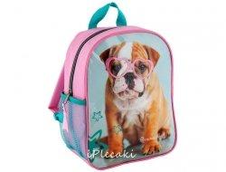 Plecak do Przedszkola Pies Piesek dla Dziewczynki RHR-303
