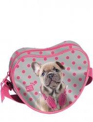Torebka z Pieskiem Pies Torebeczka dla Dziewczynki [PES-404]