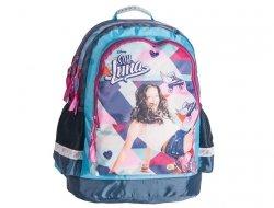Plecak Szkolny Soy Luna do Szkoły Niebieski dla Dziewczyny DLB-116
