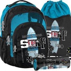 Duży Plecak Młodzieżowy Szkolny Maui&Sons Surfing [MAUJ-2706]