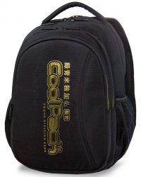 Plecak CoolPack Cp Młodzieżowy SUPER GOLD z Napisem [A22117]