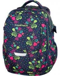 Plecak Serca CoolPack CP Młodzieżowy Szkolny dla Dziewczyny [B02010]