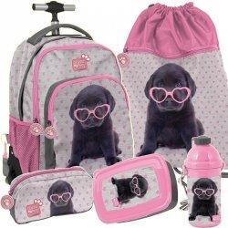 Plecak na Kołach Labrador Piesek dla Dziewczynki [PTB-887]