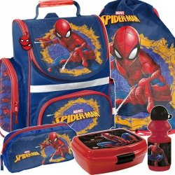 Tornister SpiderMan Szkolny dla Chłopca [SPU-525]