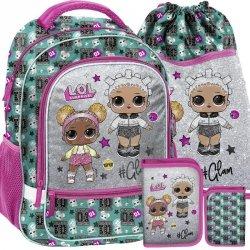 Plecak dla Dziewczynki do Szkoły Lol Surprise [LOL-260]