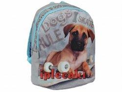 Plecak z Pieskiem Psem dla Przedszkolaka Wycieczkowy [606614]