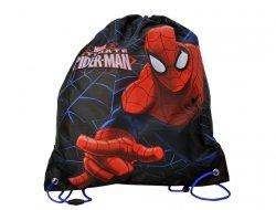 Worek Spider-Man Gimnastyczny na Obuwie dla Chłopaka SPF-712