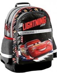 Zygzak McQueen Plecak dla Chłopaka Szkolny [DSB-116]