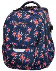 Plecak CoolPack CP Colibri Młodzieżowy Szkolny dla Dziewczyny [B02012]