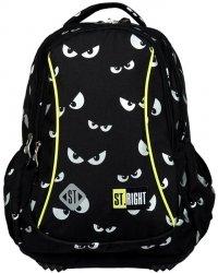 Plecak dla Dziecka Młodzieżowy St.Right Silver Eyes [BP26]