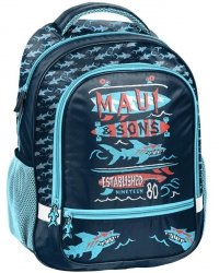 Plecak Maui Sons dla Chłopaka do Szkoły [MAUL-260]