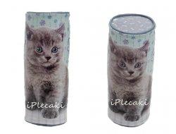 Piórnik Kot Szkolny Tuba dla Dziewczyny Kotek 606720