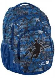Plecak Młodzieżowy Szkolny Basketball [18-2706BB]