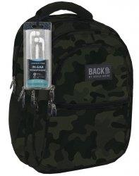 Plecak Moro Młodzieżowy BackUP Szkolny [PLB1B54]