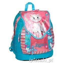 Plecak Szkolny Kotka Marie Paso z kotem dla dziewczyny DRI-051