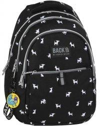 Plecak Młodzieżowy z Pieskami Chihuahua BackUP Szkolny [PLB2N81]