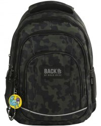 Plecak Moro Młodzieżowy BackUP Szkolny [PLB2A06]