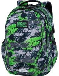 CoolPack Plecak CP dla Chłopaka  Szkolny TRIOGREEN Factor 29L [C02171]