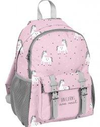 Plecak Jednorożec Szkolny dla Dziewczyny [PP19UN-810]
