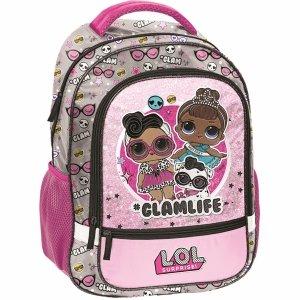 Lol Surprise Plecak do 1 Klasy Szkolny dla Dziewczynki z lalkami [LOD-260]