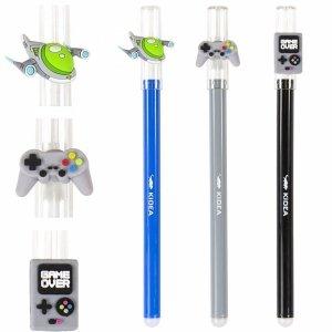 3 szt Długopisy Wymazywalny z Figurką Game Pad [DWFDKAD]