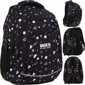 Backup Plecak Szkolny Młodzieżowy Tik Tok Talk Nutki [PLB4A16]