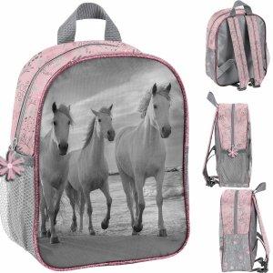 Plecak do Przedszkola Konie Plecaczek Przedszkolny [PP21HO-303]