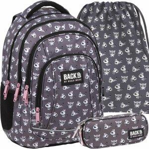 Plecak  w Szopy Młodzieżowy BackUP Szkolny Dziewczęcy [PLB3A26]