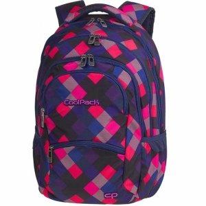 Plecak CP CoolPack Szkolny Sportowy Młodzieżowy Electric Pink [82218CP]