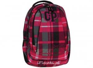 Plecak Szkolny CP 2w1 CoolPack Różowy Młodzieżowy 46718CP